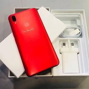 Vivo V9 (red colour)