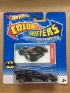 Hot wheels Color Shifter Batmobile