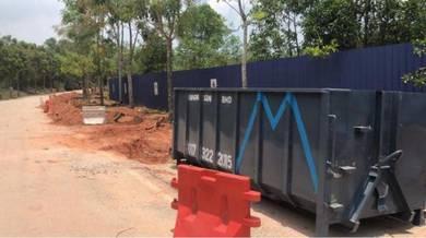 Roro Bin & Waste Bin Service / Sewa Tong Sampah