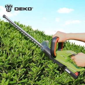 DEKO 20Volt Cordless Hedge and Bush Trimmer