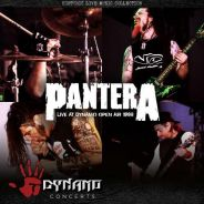 Pantera Live at Dynamo Open Air 1998 2LP