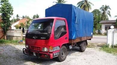 Hicom 2.8 Diesel Thn 2002