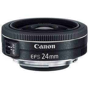 Brand new canon ef-s 24mm f2.8 stm lens