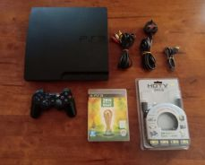 Ps3 160gb slim original secondhand