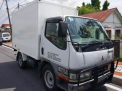 Mitsubishi Fuso Canter FB511B 2.8 2 TON