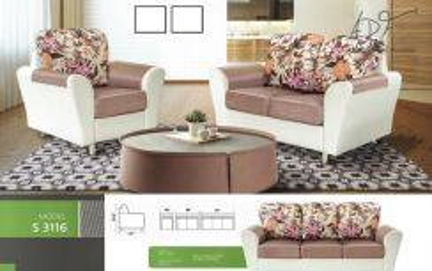 Sofa set S3116q