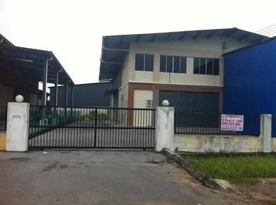 SMI Industrial Park, Jalan Bako