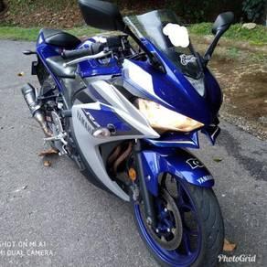 2015 Yamaha YZF-R25