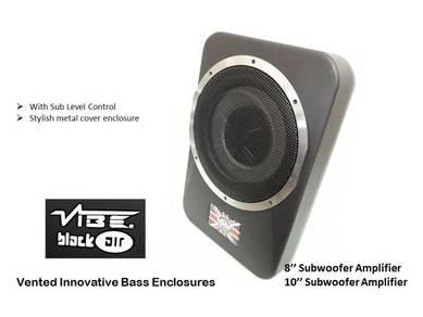 Vibe 8'' under seat active subwoofer