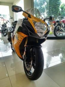 Suzuki gsxr 750 2012 - unregister bike