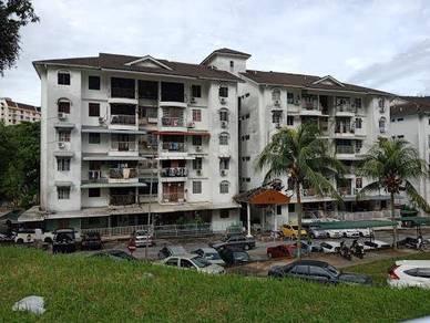 Farlim - Tanjung Court apartment - 780 sqft - 3 room