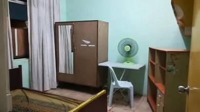One room at Tabuan Jaya (near Vivacity), Kuching