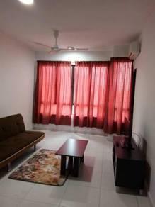 2 Rooms Unit, The Heights Residence, Ayer Keroh, Melaka