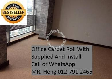 Carpet Roll - with install NH65T