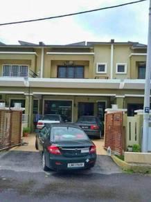 Double Storey Suria Residence, Perdana College Heights Pajam