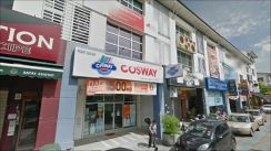 Bandar Sri Permaisuri Ground Floor Dataran Dwitasik, Limited shoplot