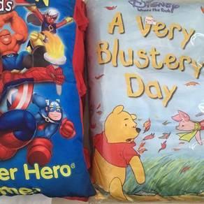 Pillow got story book