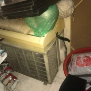 Aircon used good condition