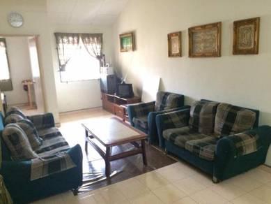Rumah Sewa fully furnished area Ayer Keroh