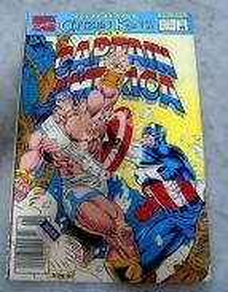 Captain America Annual - Citizen Kang 1992
