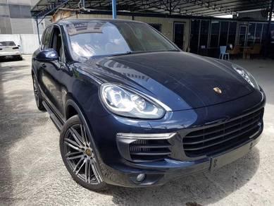 Recon Porsche Cayenne Diesel for sale