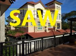 3 Storey Bungalow House Full Renovated Georgetown