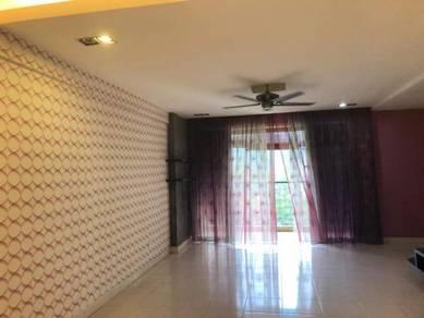 Wangsa maju below market free hold condominium, near lrt klcc, villa