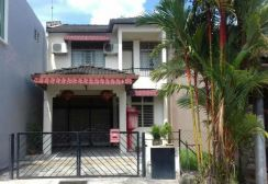 Double Storey House Terrace House For Rent