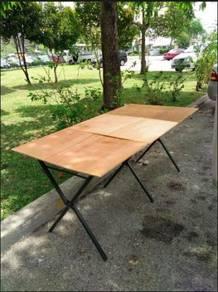 Meja papan untuk dijual : rm 50