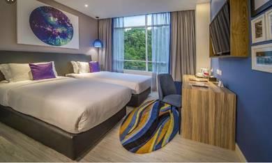 Kk town gaya street mercure hotel suite voucher