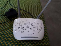 Wireless and access point (router)