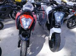 KTM DUKE 250 ABS 19 Free Gift Items With Exhaust