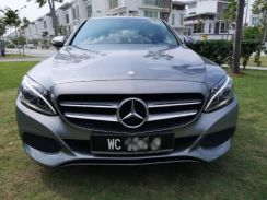 Used Mercedes Benz C200 for sale