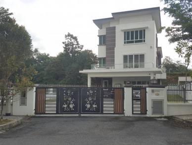 3 Story Bungalow Golden pearl Taman Tanming Mutiara 3 Sg Long Kajang