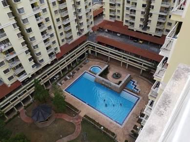 Master Room Sharing, PV 3 Condo, LRT Taman Melati