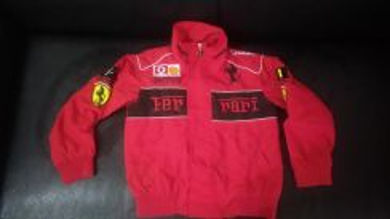 Ferrari kids jacket ( 5 -7 Yrs)