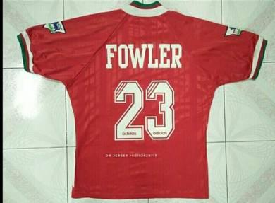 Liverpool vintage home jersey 93/95