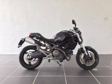 DUCATI Monster 696 unreg 1 year warranty ( M696 )