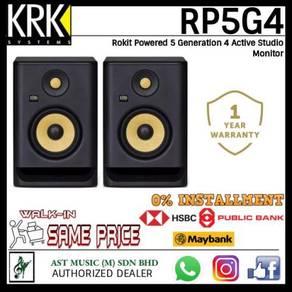 Rokit KRK RP5G4 Studio Monitor