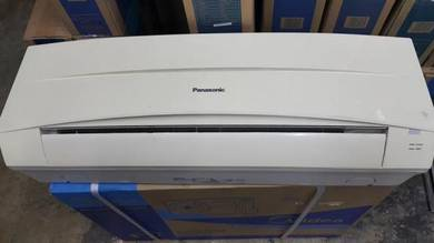 Panasonic 1hp air cond. c/w install