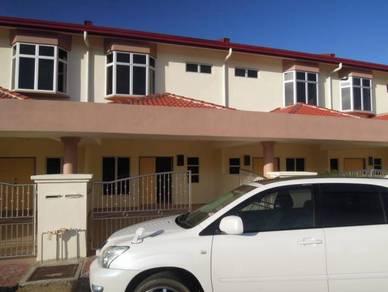 Rumah teres 2 tingkat untuk disewa belakang Mydin Kubang Kerian