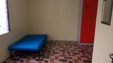 Bilik studio ada bilik air furnished TIADA DEPOSIT