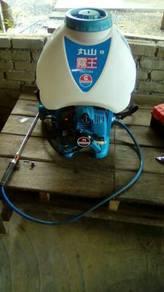 Knapsack power spray