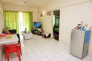 Arena Green Bukit Jalil 3 bedroom 2 Bathroom (Fully Furnished )