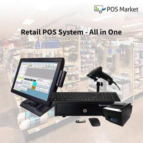 Complate Retail Pos system Set