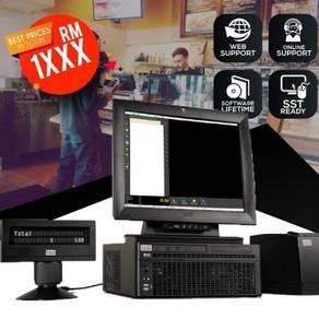 FNB Cashier Machine FullSet Pos System Retail