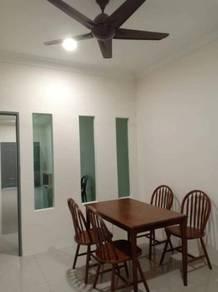 Fully Furnished DS Intermediate Terrace House Uni Garden Merdang Gayam