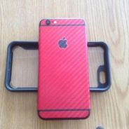 IPhone 6s red edition