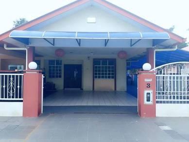 Taman Anika Keningau - Semi-Detached | Renovated | 2,892sf