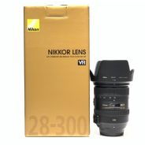 Nikon AF-S 28-300mm f3.5-5.6G ED VR (99% new)